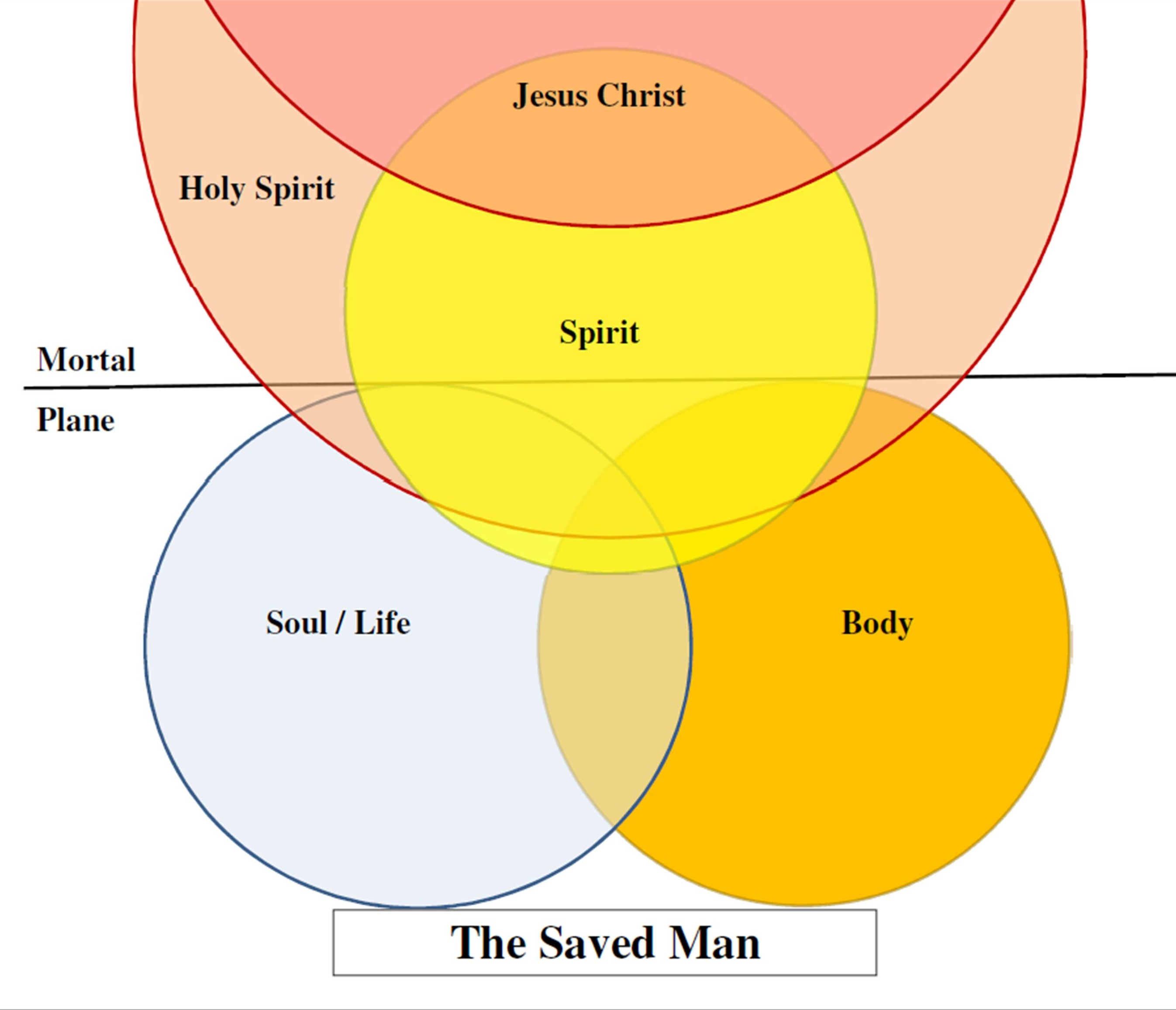 The Spiritual Man Saved